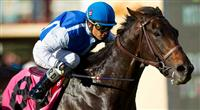 Silentio with Rafael Bejarano aboard wins the Sir Beaufort Stakes at Santa Anita Park in Arcadia, California on December 26, 2012.