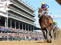 6 November 2010: Uncle Mo, ridden by John Velazquez and trained by Todd A. Pletcher, romps to a win in the Grey Goose Breeders Cup Juvenile at Churchill Downs in Louisville, KY. (Scott Serio/Eclipse Sportswire)