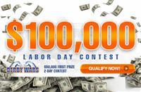 Make $100,000 on Labor Day!