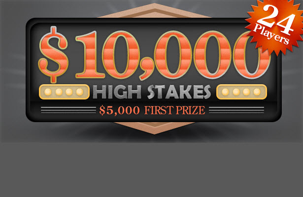 DerbyWars $10,000 High Stakes Game 2014