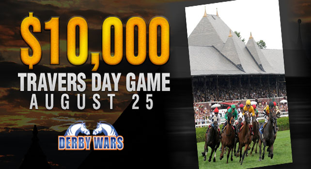 Derby Wars Travers Day $10K