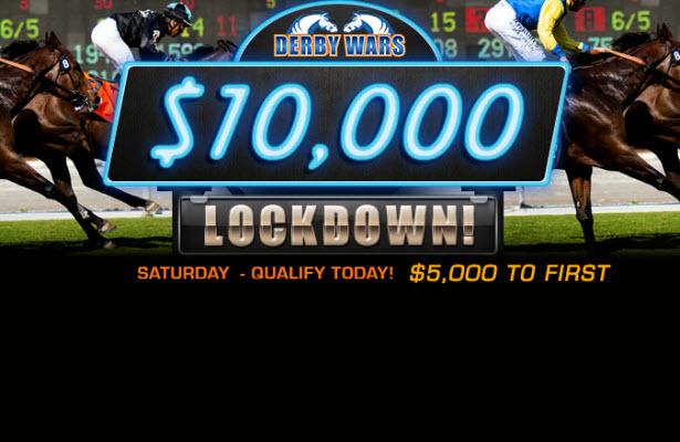 $10,000 Saturday Lockdown