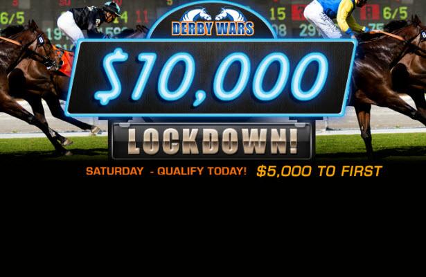 $10,000 Saturday Lockdown