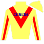 Curlin1234 Silks