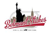 2011 Belmont Stakes logo.