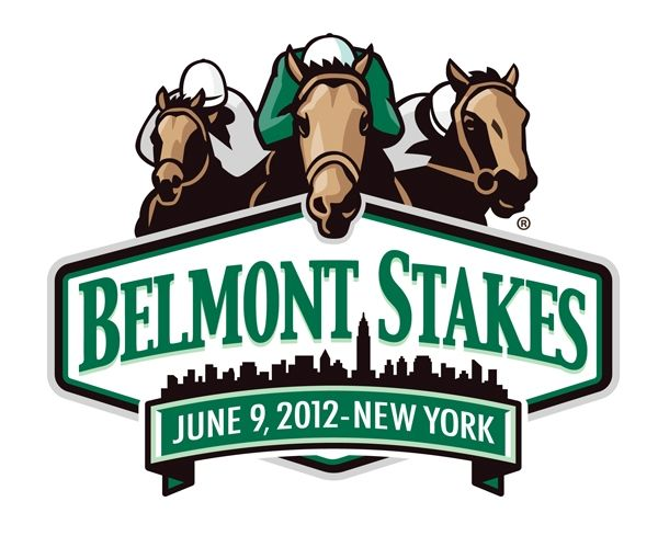Belmont Stakes 2012 logo.