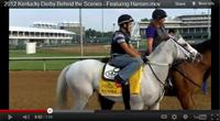 2012 Kentucky Derby Report Hansen