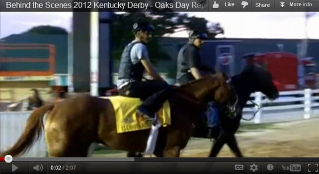 2012 Kentucky Derby Report Take Charge Indy