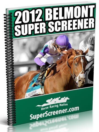 2012 Belmont Super Screener