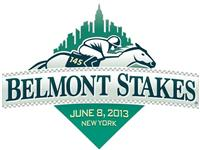 Belmont Stakes 2013 logo.