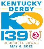 2013 Kentucky Derby Logo
