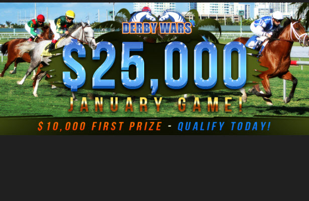 DerbyWars $25,000 Game