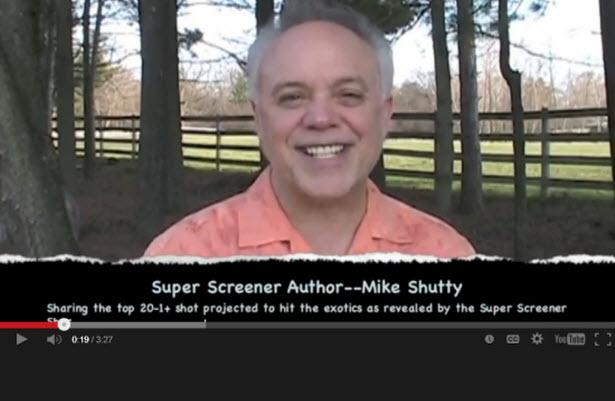 Kentucky Derby 2014 Super Screener Video #3 - LONGSHOT REVEALED!