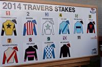 The 2014 Travers Draw