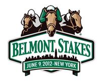 Belmont Stakes 2012 logo
