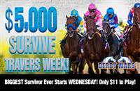 Congratulations to the Six Survivors of Travers Week!