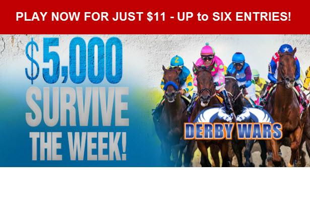 $5K Survive The Week
