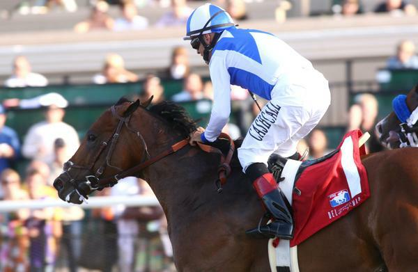 J P's Gusto wins at Del Mar.