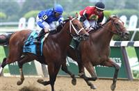 A P Indian beats Marking in 2016 Belmont Sprint