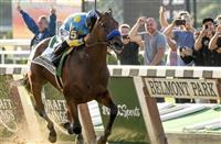 Racetrack Road Tripping or: Chasing American Pharoah