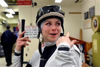 Jockey Andria Terrill