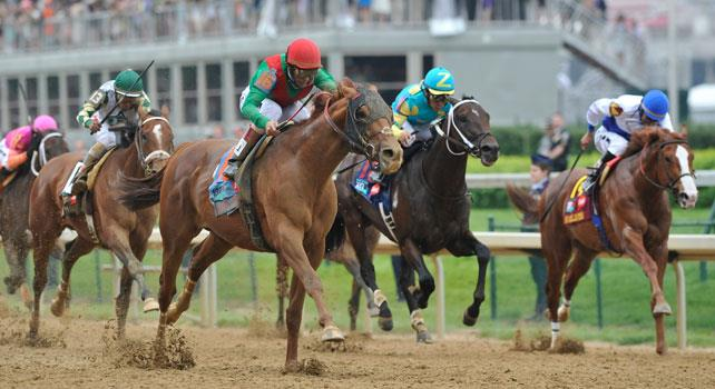 Animal Kingdom takes Kentucky Derby 2011.