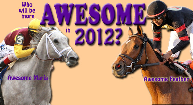 Which Filly will be More Awesome in 2012?