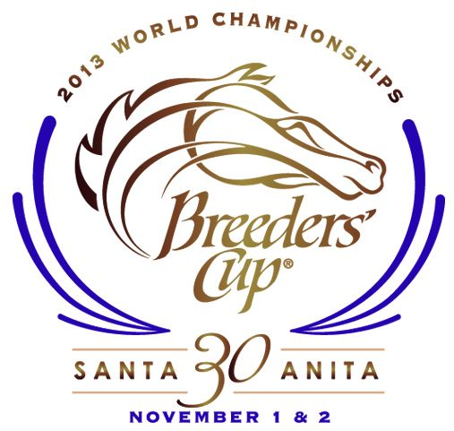 Breeders' Cup 2013 logo.