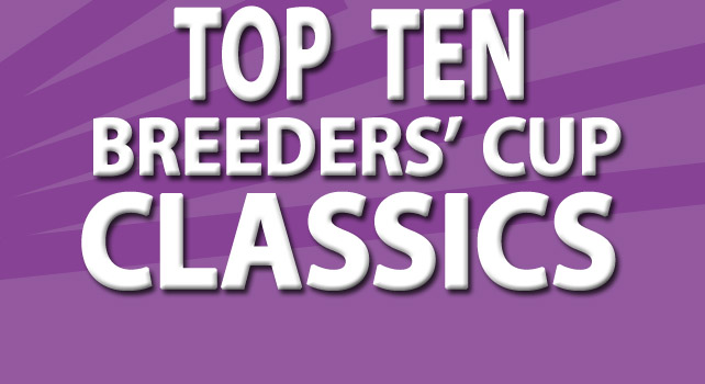 Breeders Cup Top Ten Classics