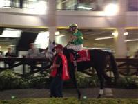 12-8-12 Jockey Brian Hernandez, Jr.