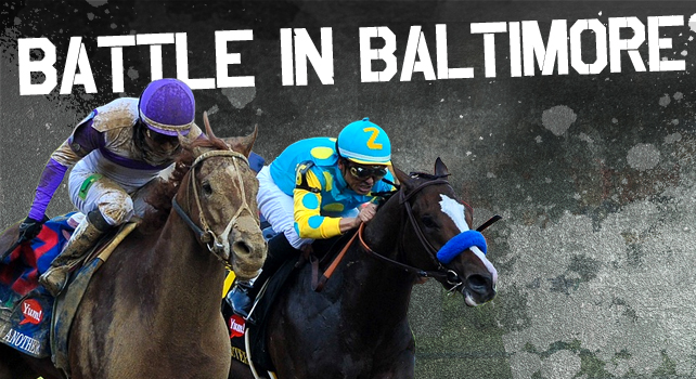 Battle in Baltimore