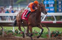 Beholder wins the Clement L. Hirsch for fun