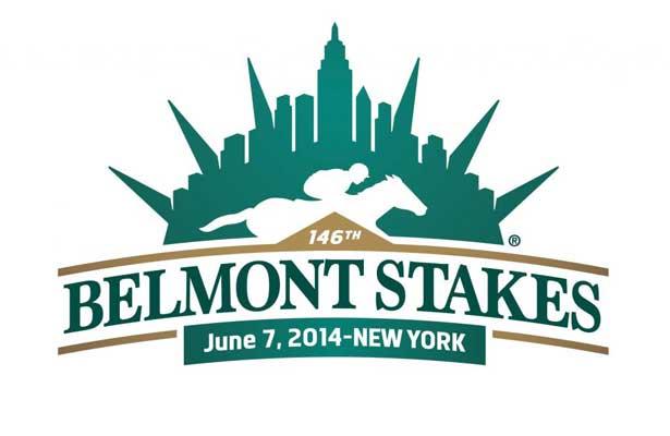 Belmont Stakes 2014 logo.