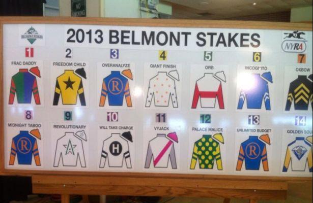 Belmont Draw 615 X 400