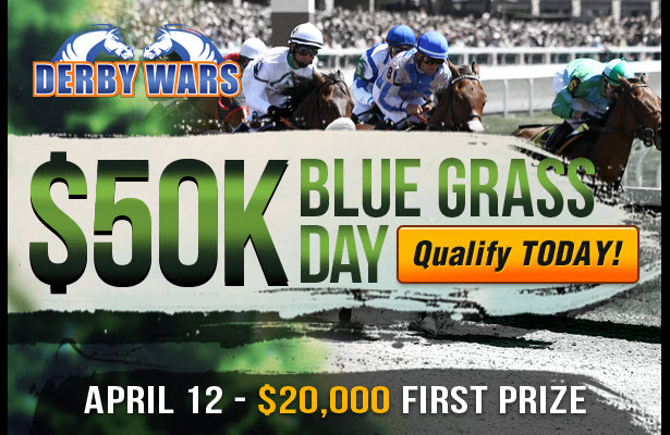 DerbyWars Blue Grass Day $50K