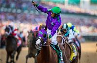 California Chrome draws #1 in the Pennsylvania Derby