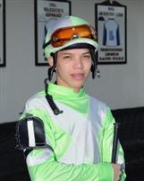 Jockey Samuel Camacho Jr.