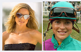 Jockey Chantal Sutherland