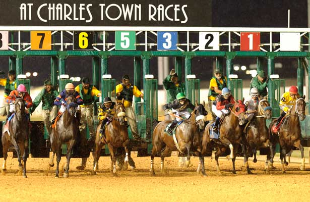 Charlestown races and slots hotels