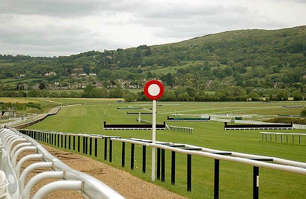 Cheltenham Race Course 615 X 400