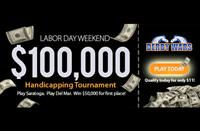 Don't Get Shut Out of DerbyWars $100,000 Labor Day Game