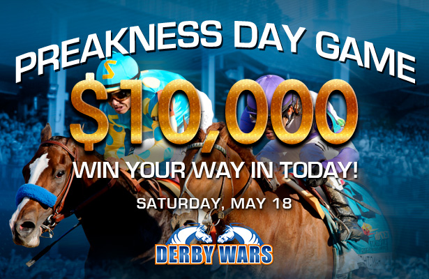 Claim Your Preakness Bonus!