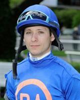 Jockey David Cohen