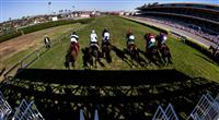 The start for the 2012 Del Mar Mile