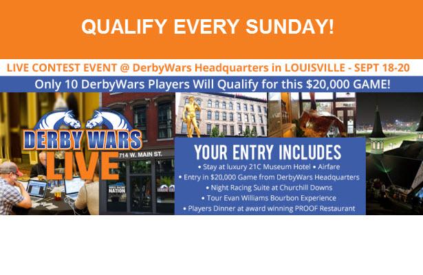DerbyWars LIVE!