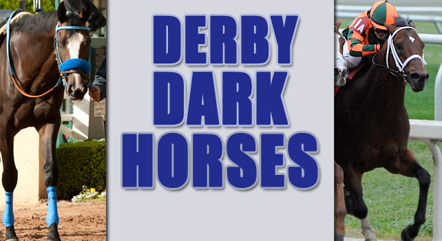 Derby Dark Horses Mark Valeski and Empire Way