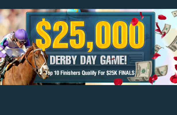 $25,000 Derby Day Game