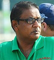 Trainer Doodnauth Shivmangal