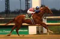 Dortmund Set for Stakes Debut in Los Alamitos Futurity