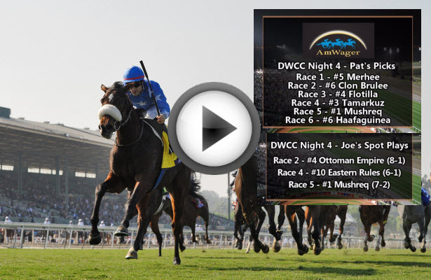 Dubai Racing Carnival week 4